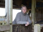 Sue Blacker works with small producers all over the UK to develop yarns from raw fleece
