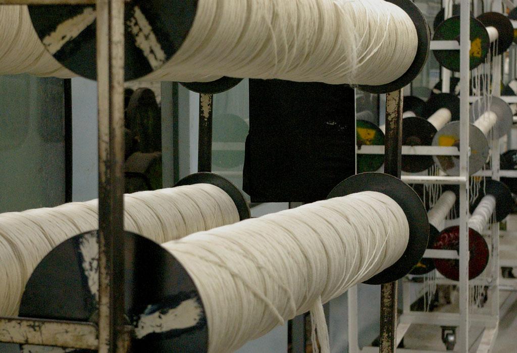 Processing Wool at The Natural Fibre Company� | Wovember