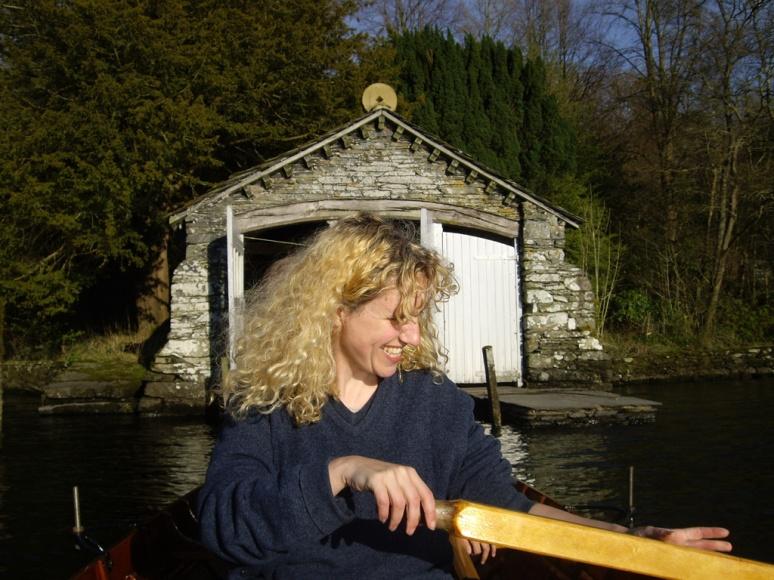 Rachael_rowing