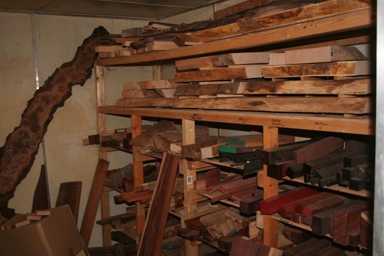 wood store
