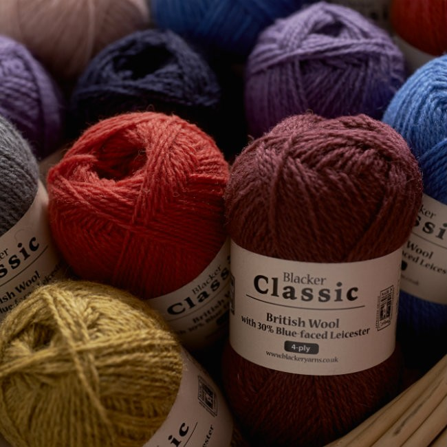 Indestructible worsted 4ply