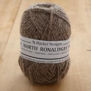Blacker_North Ronaldsay_Aran_Dark Grey