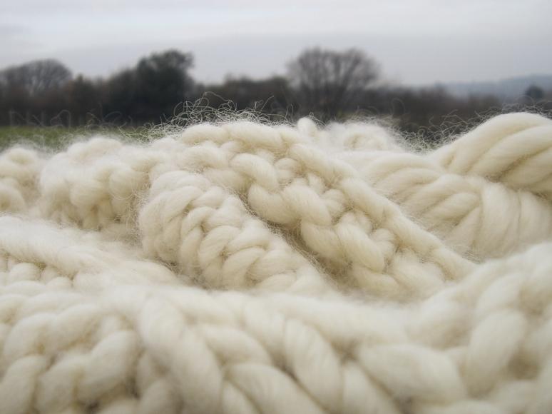 Julia Desch's beautiful yarn and land