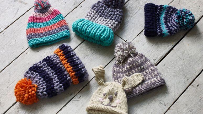 Oliver Bonas hats - 100% ACRYLIC