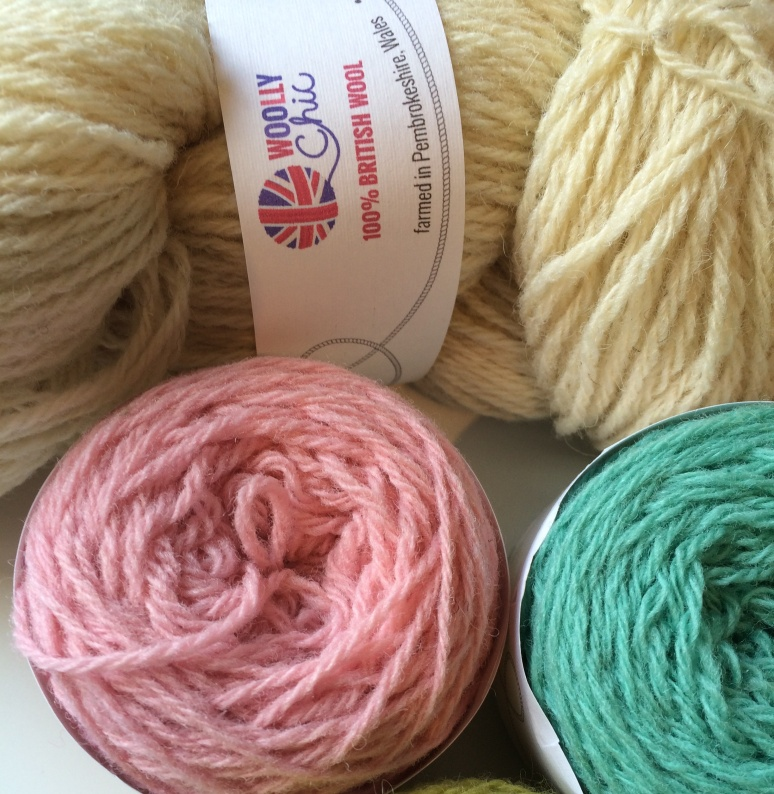 Pembrokeshire Wool by Woolly Chic